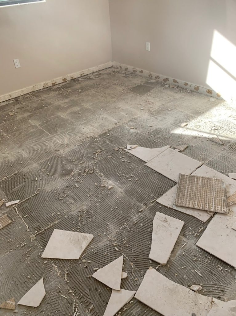 Can you live through a whole home remodel?